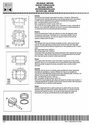 husqvarna workshop service manual 2005 tc 250 tc 450 tc 510 rh picclick com Husqvarna 2 Stroke 300 Husqvarna TE 450