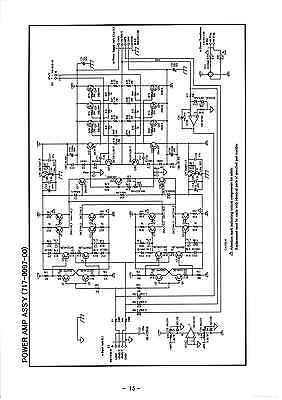Service Manual Schematics Wiring Diagram
