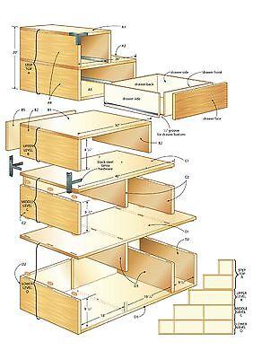 START Own DIY Woodwork Business 5000+ PDFS 16gb 4 Dvds Plans Blueprints Guides 3