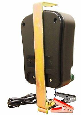 Electric Fence Energiser ShockRite SRB120 1.2J 12v Battery Powered Fencer
