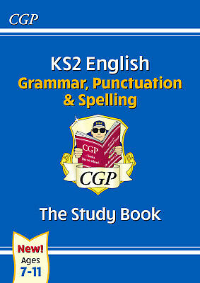 New CGP KS2 Study Book Collection 4 Book Set Pack for the 2020 Curriculum 5