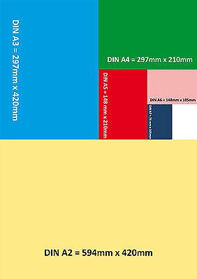 Urlaubsantrag SD 2-fach DIN A5 gelocht-50 Satz 22267 4 Blocks Antrag Urlaub