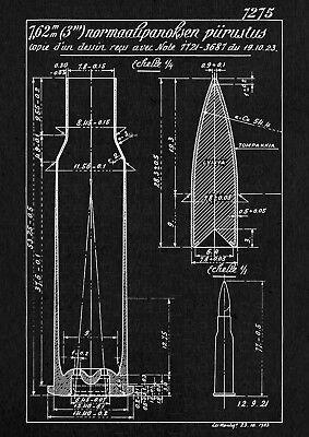 C528 Chart Guns Military Mosin Nagant Rifle Charts 24x36 21 Poster