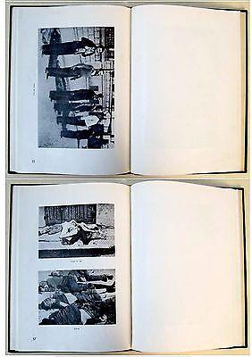1946 Palestine HOLOCAUST Atrocities JEWISH PHOTO BOOK Israel JUDAICA Hebrew RARE 12
