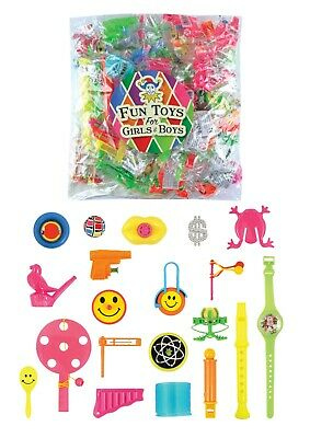 Mixed Party Bag Filler Toys Favour Prizes Boys Girls Birthday Loot Fillers 3