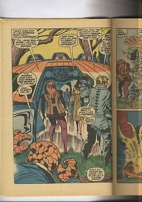 Fantastic Four 88  VF+   JACK KIRBY   The MOLE MAN    Late Silver Age  1969 4