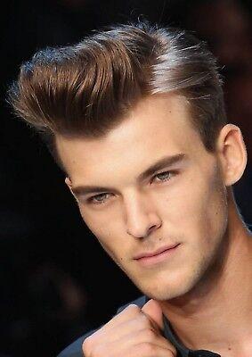 MENS HAIR SALON Print BARBER Shop Poster HAIRDRESSER MAN Hairstyle A5 A4 A3 A2 6