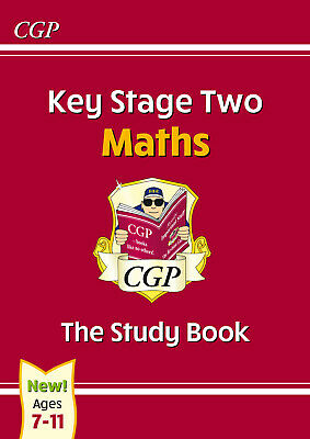 New CGP KS2 Study Book Collection 4 Book Set Pack for the 2020 Curriculum 2
