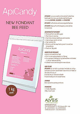 1Kg ApiCandy Beekeeping Bee food 6
