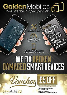 Samsung Galaxy S8 Cracked Front Lcd Screen Glass Replacement Repair Service 3