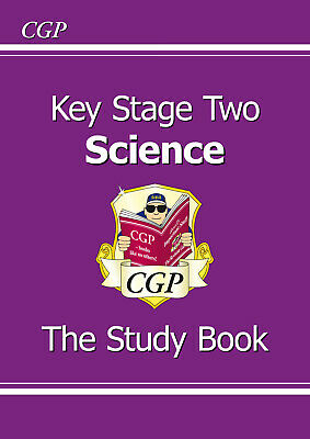 New CGP KS2 Study Book Collection 4 Book Set Pack for the 2020 Curriculum 4