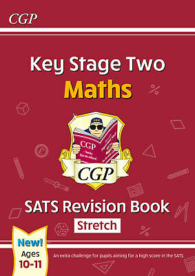 NEW KS2 SATS English & Maths - Stretch Revision Set by CGP Books 2
