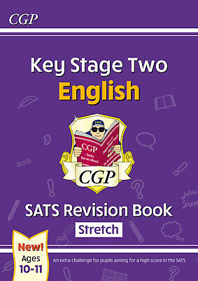 NEW KS2 SATS English & Maths - Stretch Revision Set by CGP Books 3