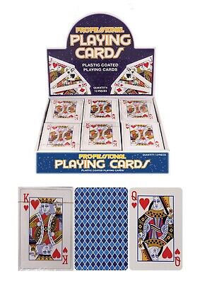Professional Plastic Coated  Playing Cards 4