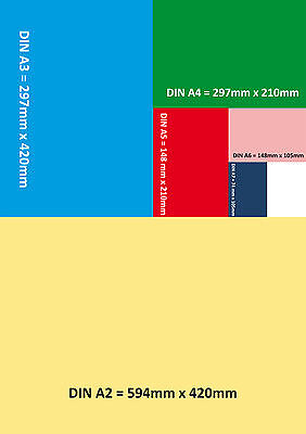 QUITTUNGSBLOCK Kleinunternehmer, 100 BLatt QUITTUNG, DIN A6 gelocht (22426) 3