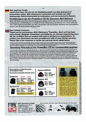 Für VW Passat 3C B6 B7 B8 CC Diesel TDI CR Common Rail Power Box Chip Tuning