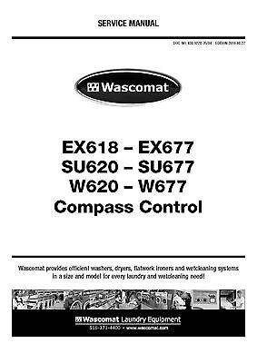 operation & maintenance manual: wascomat washers (choice of 1 manual,  see below)