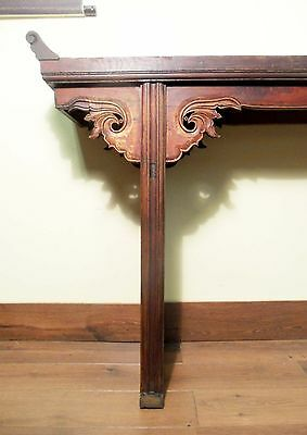 Antique Chinese Altar Table (5544), Circa 1800-1949 4