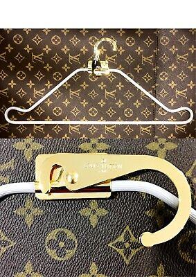 Authentic Louis Vuitton Travel Garment Bag w/  Hanger Carry For Pegase Suitcase 4