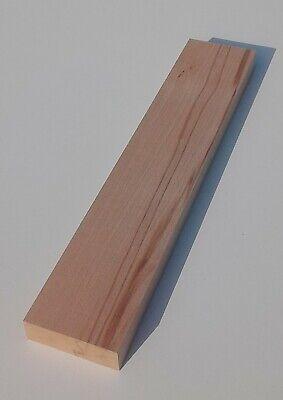 Sonderma/ße 40mm breit 1 St/ück 29mm starke Holzleisten Kanth/ölzer Buche massiv 29x40x300mm lang.