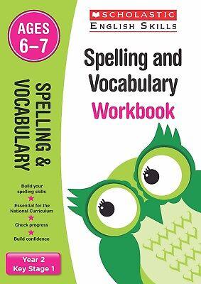 Scholastic Year 2 English Skills Workbook Set (RRP £23.96) 5