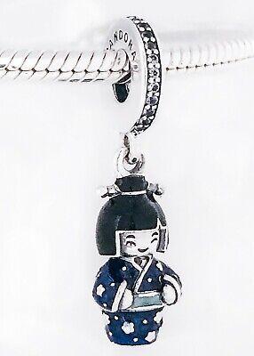 pandora japanese doll charm