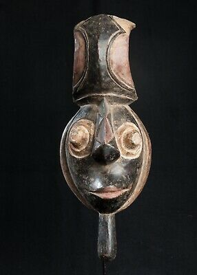 Bobo Forehead Mask, Burkina Faso, African Tribal Masks 5
