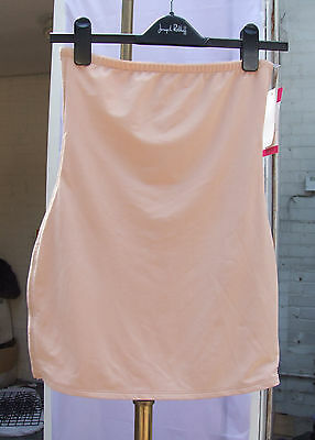 Yummie Tummie $62 BNWT Shaping Tricot Mesh Combo Shaping Corset Nude Panty SZ S