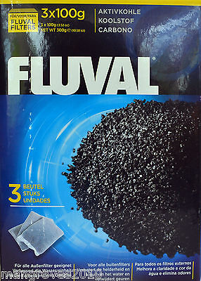 Fluval Hagen Activated Carbon 300g 2
