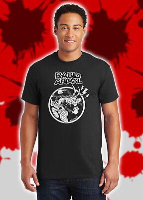 Rabid Animal Komix Mike Hersh Alternative Comic Punk Rock Furry Fun Shirt NFT245