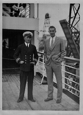 Lot 5 Photographies Franklin Roosevelt junior  1933 3