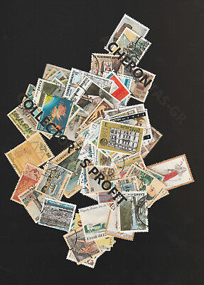 Greece. Stamps. Lots. Gift 75+. Special Price. For New Collectors! L@@k. Used