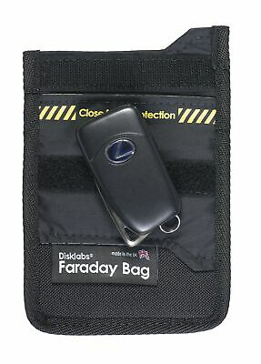 Disklabs Key Shield (KS1) Faraday Bag - RF Shielding for Car Keys 3