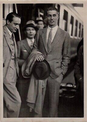 Lot 5 Photographies Franklin Roosevelt junior  1933 2