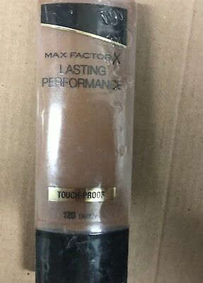 Max factor Lasting performance Foundation/ sealed/35 ml  (Choose Your shade ) 9