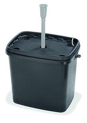 filterbox mit lavasteine filter f r solarpumpe teichpumpe gartenteichpumpe pumpe eur 39 95. Black Bedroom Furniture Sets. Home Design Ideas