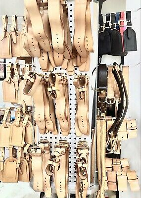100% Authentic Louis Vuitton Large Luggage Name ID Tag - Made in France -1 PIECE 9