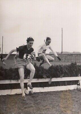 Athletisme, Rochard 4 Photos argentiques 1938/42/ ©Trampus 7