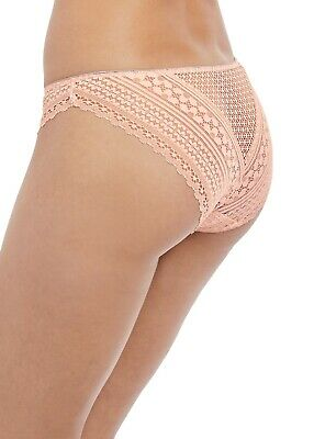 Freya Daisy Lace Brief, Knickers, Panties 5135 Noir New Womens Various Sizes 5