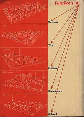 HAMBURG Preislisten 1964 Reichhold Flügger&Boecking Lackfabriken Idovernol Email 4