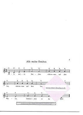 Weihnachtslieder Noten Für Glockenspiel.Glockenspiel Noten Melodien Für Das Glockenspiel 1 Leicht Kinderlieder