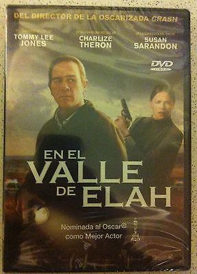 Pelicula Dvd En El Valle De Elah Precintada 3