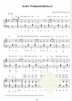 Leichte Weihnachtslieder.Akkordeon Noten Weihnachtslieder Aus Aller Welt Leicht Leichte Mittelstufe