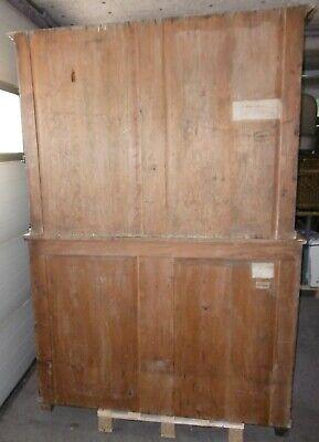 apotheken aufsatz schrank a apotheke alt antik apotheker schubladen massiv möbel 9