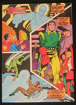 Legion of Super-Heroes...Best of DC #4 (1982) NM- 9.2...DC Digest 100 pages 2