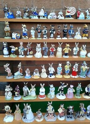 Royal Doulton Bunnykins Figurine Selection - All Boxed. 4