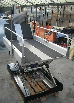 Hebebühne Hubplattform Rollstuhl Hublift Mobil Liftboy Mhp 70