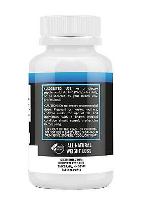 Shark Tank Keto Diet Pills - Weight Loss Fat Burner Supplement for Women & Men 10