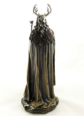 Elen of the Ways Keeper of the Forest Pagan Witch Goddess Statue Wicca Figurine
