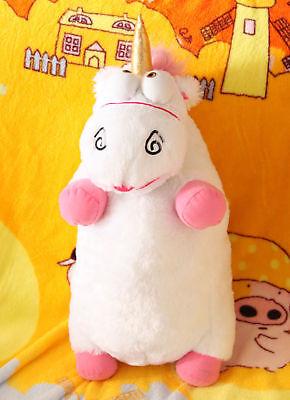 """New Despicable Me 2 Unicorn Plush Doll Pillow 25/"""" SO FLUFFY Kid/'s Gift"""